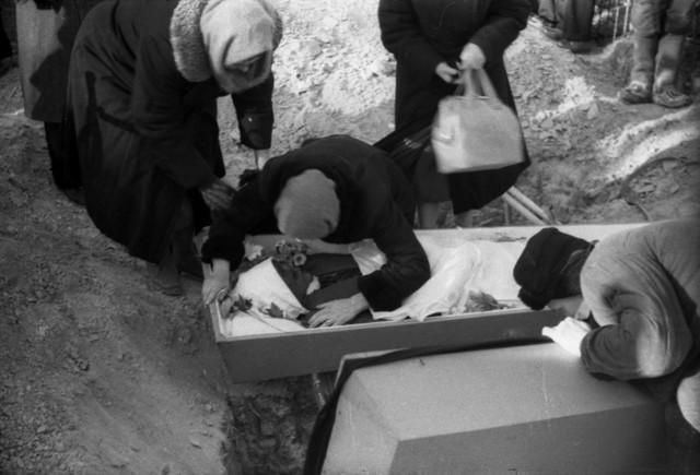 Dyatlov pass funerals 9 march 1959 35