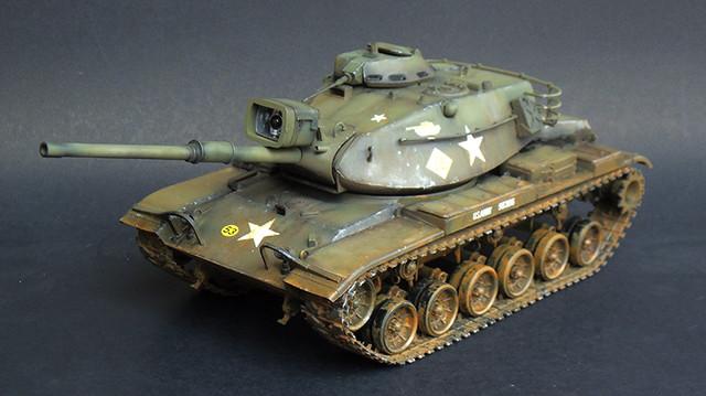 M60A1 1/35 TAMIYA นอกไลน์ โดย gon pumjorn