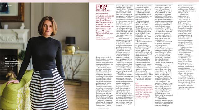 Marylebone Journal Simone Ross