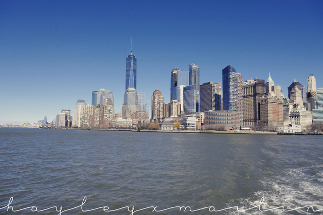 hayleyxmartin | Lower Manhattan - Battery Park & One World Trade Center