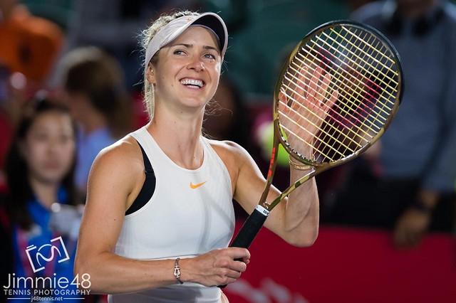 Элина Свитолина второй год подряд выступит на Итоговом турнире WTA