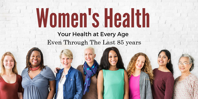 Women's and Public Health Through The Last 85 years