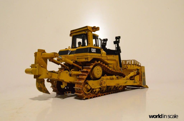 Caterpillar D6K Bulldozer - 1/35 by MMK Models 25542764_960246224142893_8295924781384004745_o