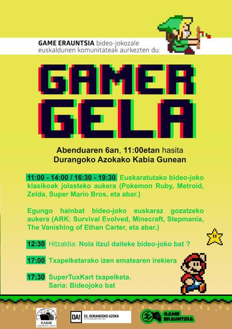 Gamer gela Kabia