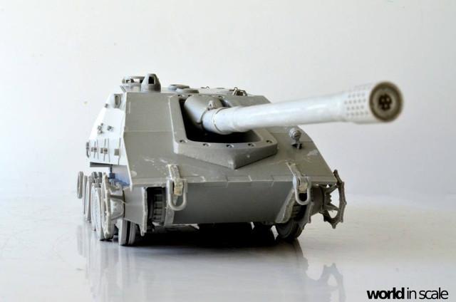 Jagdpanzer E-100 - 1/35 of Trumpeter 28424619_1003605256473656_7381002365523107477_o