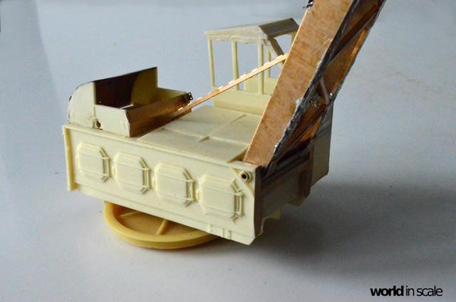 ZIL-157 + Bleichert-Crane - 1:35 by Trumpeter, ... 24955397_954753851358797_6251896684239539982_o