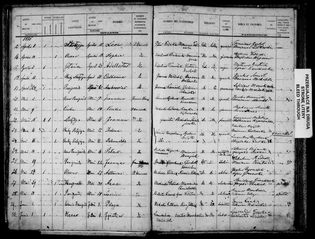1875 Panigr d chrzest Piotr Chejnicki poz 24