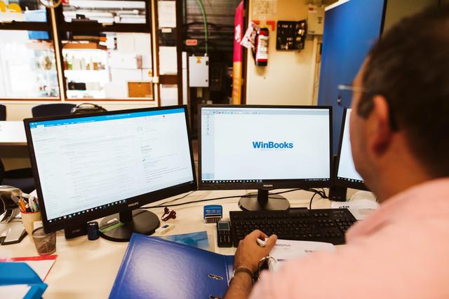 Photo de Cense de l'alouette qui utilise le programme comptable Winbooks