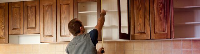 Custom Kitchen Cabinets - CozyHome