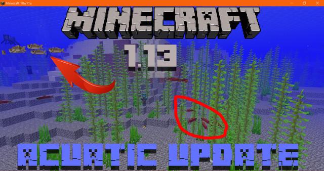 Minecraft 1.13 - Что добавили нового?