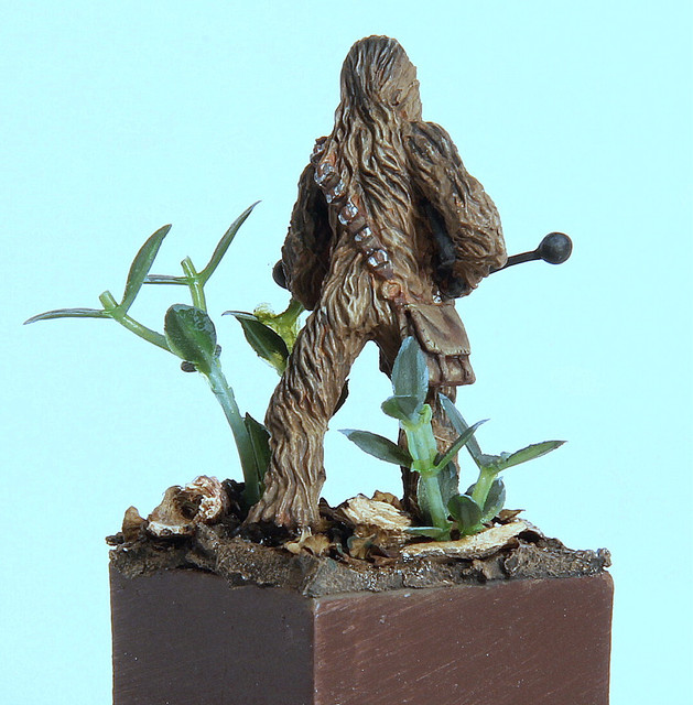 Grrrrooaaarr (Chewbacca 28mm) IMG-3346