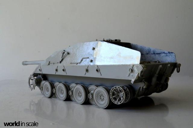 Jagdpanzer E-100 - 1/35 of Trumpeter 28698787_1003605303140318_8802761905325383336_o