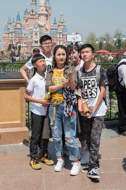 Shanghai Disneyland (2016) - Le Parc en général - Page 39 W872