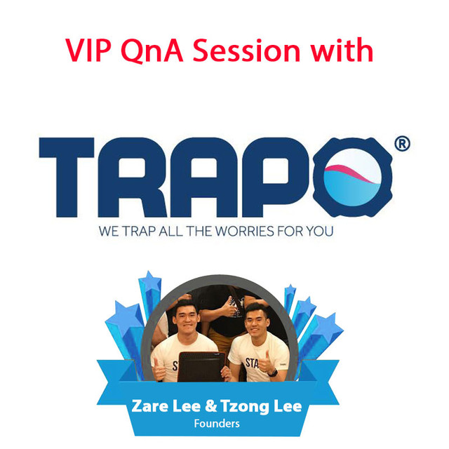 VIP QnA Session with Founders of Trapo Malaysia