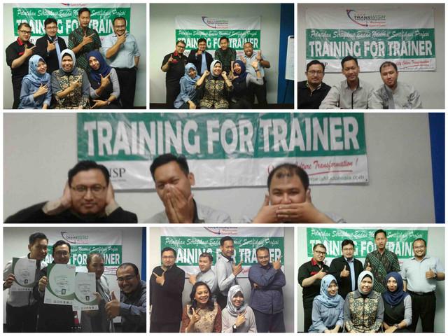 Training for Trainer Sertifikasi BNSP Level Master