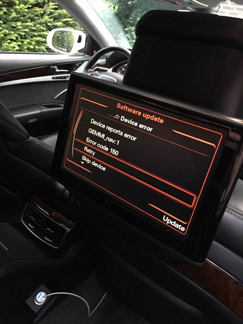 MMI GGP Navigation And Firmware Updates Currently - Audi mmi update