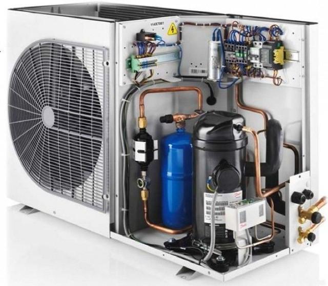 холодильный агрегат фото