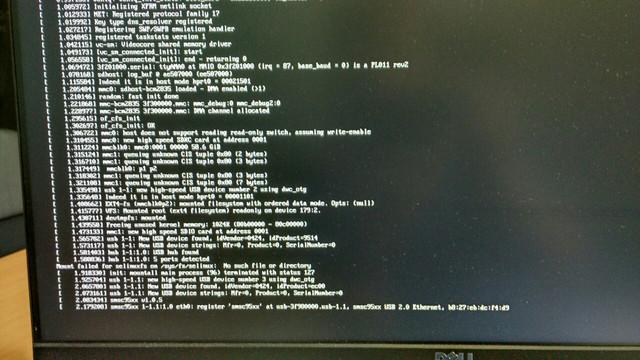 boot problem after sudo apt-get update - Raspberry Pi Forums