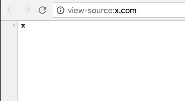 x.com source html