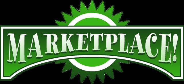 Market place banner