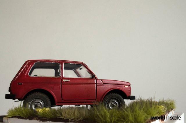 Lada Niva - 1:35 von Balaton Modell   23926530_946724488828400_7022080710938370987_o