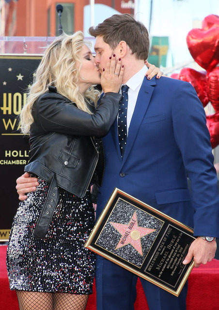 Michael-Bubl-Hollywood-Walk-Fame-Ceremony-2018-10