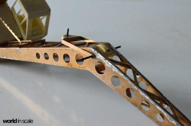 ZIL-157 + Bleichert-Crane - 1:35 by Trumpeter, ... 24959016_954753791358803_8904381546957786814_o