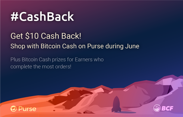 BCF Purse Cashback