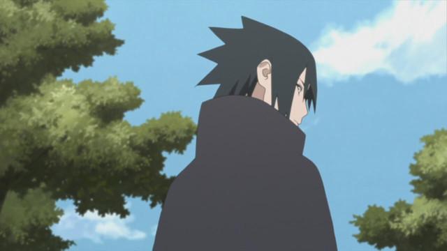 Sasuke na cestách