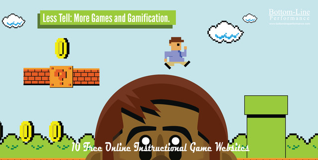 10 Free Online Instructional Game Websites