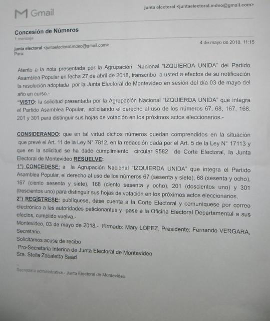 Montevideo 67 68 167 168 201 301