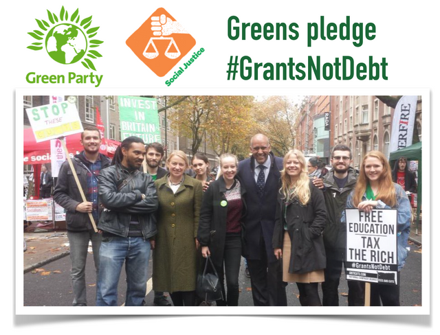 Grants not Debts