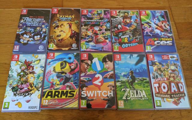 [VDS] Nintendo Switch + 10 Jeux Jeux_switch