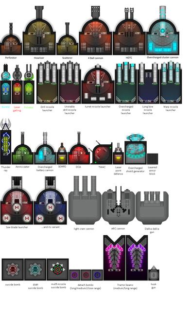 akinata weapon variant stuff