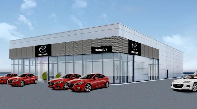 Mazda Futura Park 2018