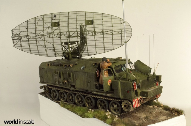 "P-40 ""Longtrack""-Radar - 1:35 v. Panzershop, Trumpeter, Friul, ... Longtrack_4"