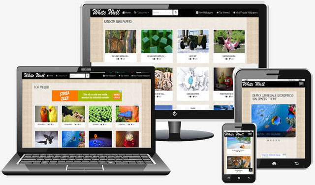 wallpaper_site_responsive