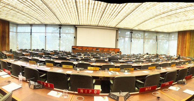 WIPO CONEFERNCE HALL
