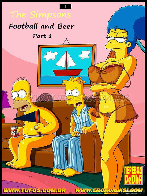 The_Simpsons_Football_and_Beer_Part_1_1