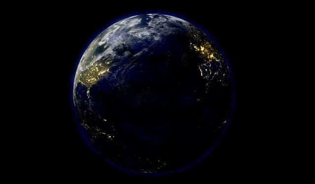 Earth Night4