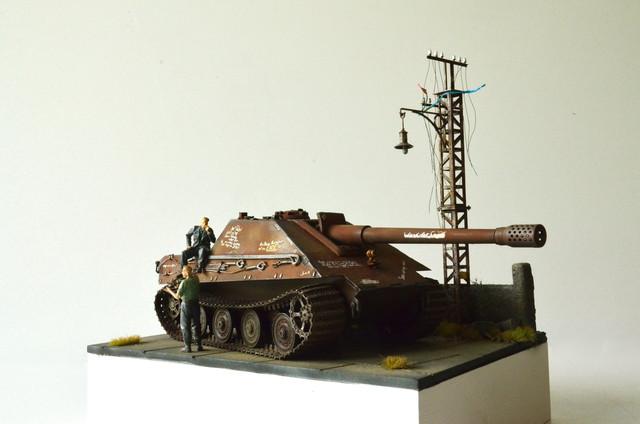 Jagdpanzer E-75 - 1:35 v. Trumpeter, Bolddivision DSC_2816
