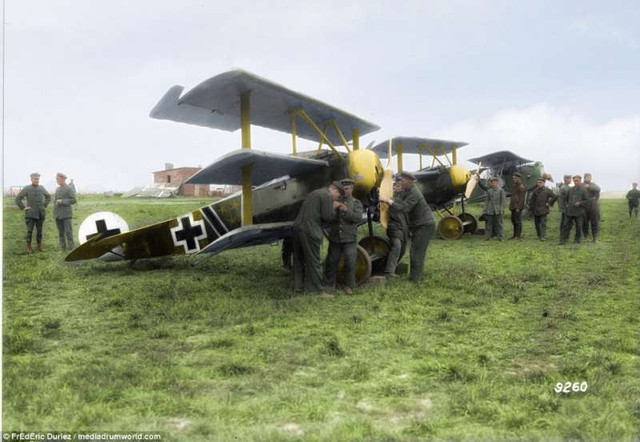aerei tedeschi 1917 905829