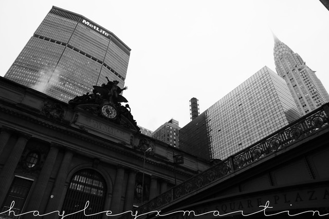 Instagram: hayleyxmartin | Grand Central Terminal & Chrysler Building, Park Avenue