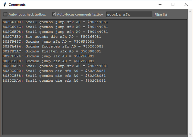 N64 ROM Assembly Editor