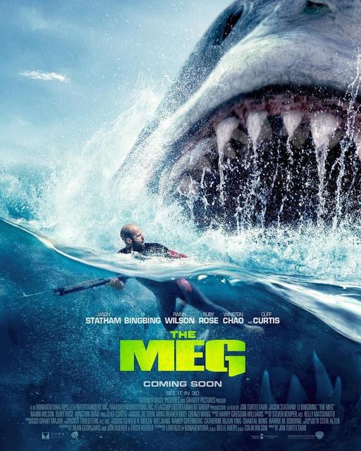 MEG: Monstrum z hlubin / The Meg  (2018)