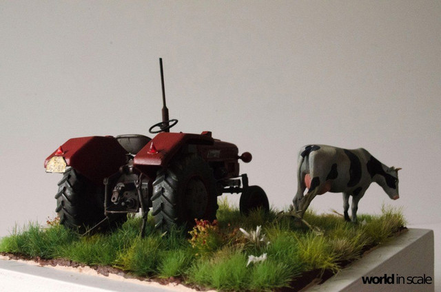Zetor 3511 - 1:35 of SKP Models 23926621_946722205495295_820758348088183528_o