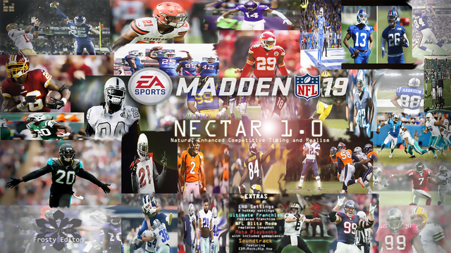 NECTAR - Madden 19 Mod + 5 ENB Presets - Operation Sports Forums