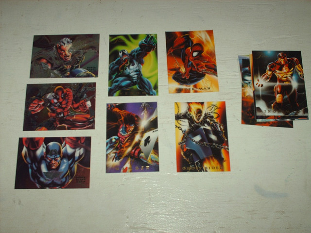 Marvel Cards 3