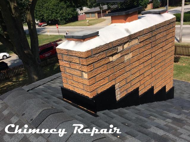 Hearth Building, Chimney Repair