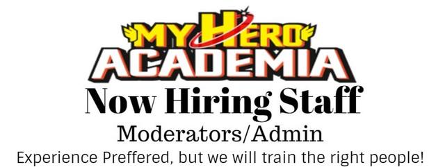 My Hero Academia RP Logo